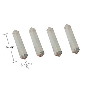 Charbroil 463611012, 463611211, 463611212, C-22GOS,415.9011011, 463611011 Stainless Heat Shield(4-Pack)