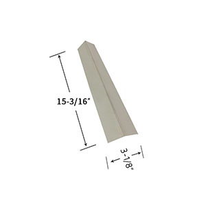 Brinkmann 810-9425-W Stainless Heat Shield
