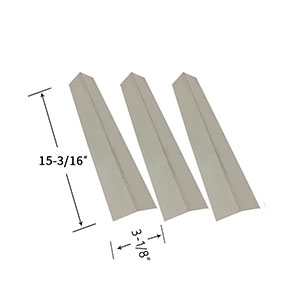 Grillada GG60000-4B Stainless Heat Shield(3-Pack)