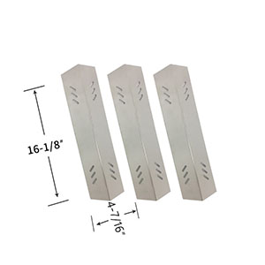 Members Mark BQ06043-1, BQ06043-1-N, BQ06043-1, M3206ALP Stainless Heat Shield(3-Pack)
