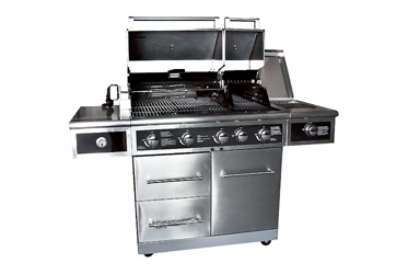 Gas Grill Model Members Mark 720-0584A