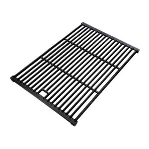 Cast Iron Grids For Brinkmann 2200, 2235, 2250, 2300, 2400, 2400 pro series, 6305, 6345, 6355, 6430, 810-2200, 810-2200-0, 810-2210 Gas Grill Models, Set of 2